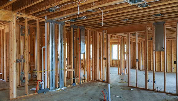 Pre-drywall inspections for new construction homes from Bartee Inspections